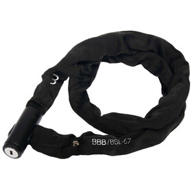 BBB QuickChain BBL-67 Kettenschloss schwarz